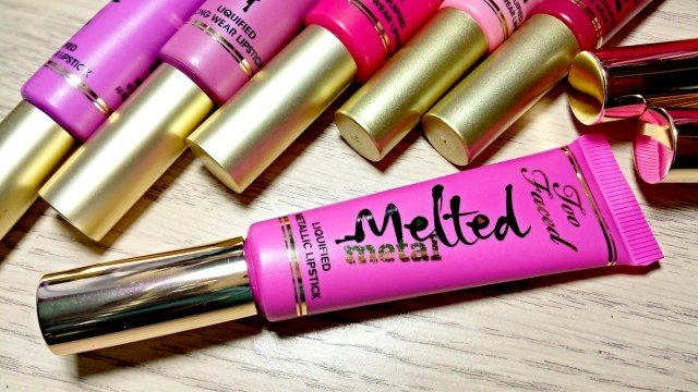 Too Faced Melted Metallic Dream House
