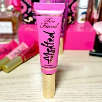 Too Faced Melted Metallic Dream House Lipstick Review