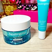 Neutrogena Hydro Boost Gel Cream Eye & Face Review