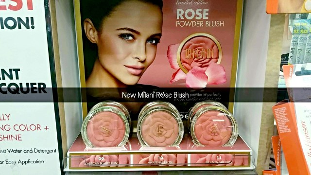 Milani Limited Edition Rose Blush Summer 2015