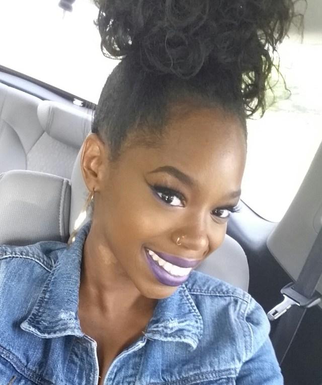 Sephora 15 Polished Purple Cream Lip Stain