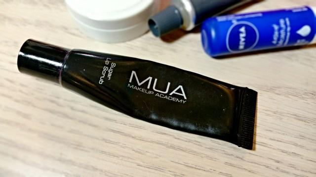 Makeup Academy Sugar Lip Scrub