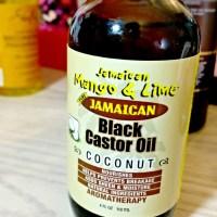 Hair Addiction: Jamaican Mango & Lime Coconut Black Castor Oil