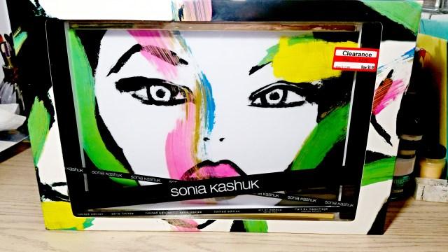 Sonia Kashuk Art of Makeup Vanity Tray