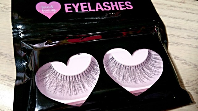 Forever 21 Love & Beauty False Lashes
