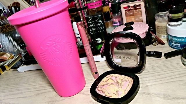 L'Oreal 209 Choco-Lacque Le Lacque, Wet n Wild Hollywood Boulevard To Reflect Shimmer Palette, Starbucks Pink Stainless Steel Cold Cup
