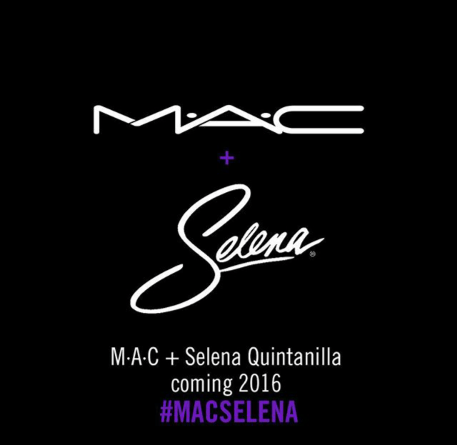 MAC Selena Collection Coming 2016