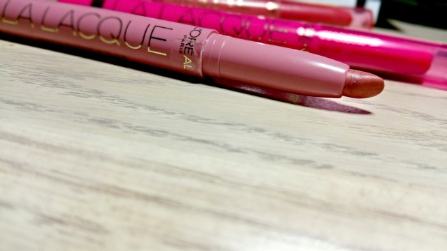 L'Oreal Choco-Lacque Le Lacque Lipstick