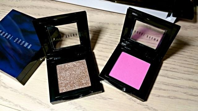 Bobbi Brown Cement Sparkle Eye Shadow, Pale Pink Blush