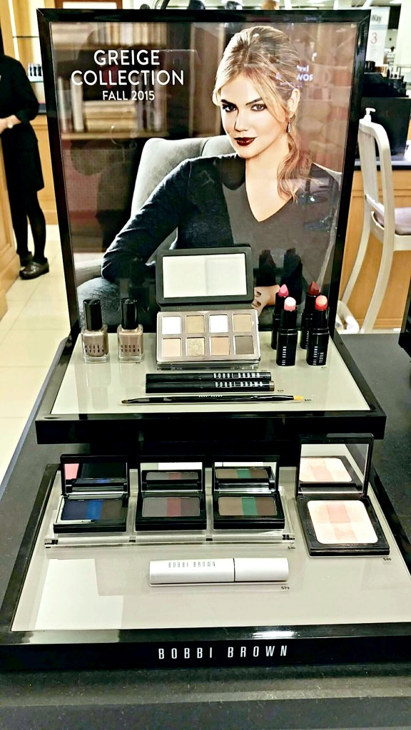Bobbi Brown Greige Collection for Fall 2015