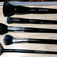 My Top 5 Go To Face Brushes