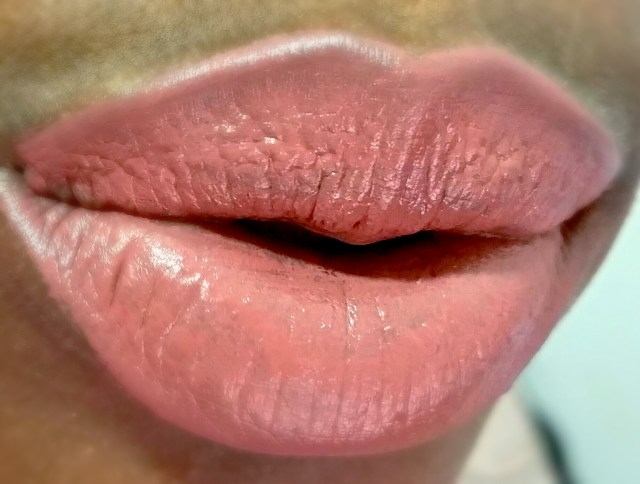 NYx Soft Spoken Liquid Suede Cream Lipstick