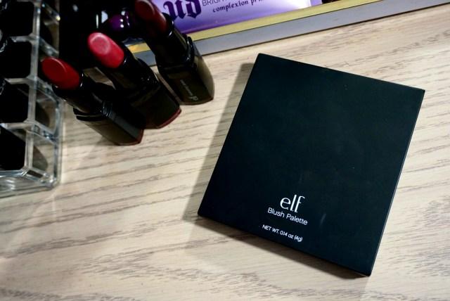 ELF Dark Blush Palette