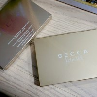 Becca x Jaclyn Hill Champagne Glow Shimmering Skin Perfector Palette Swatches