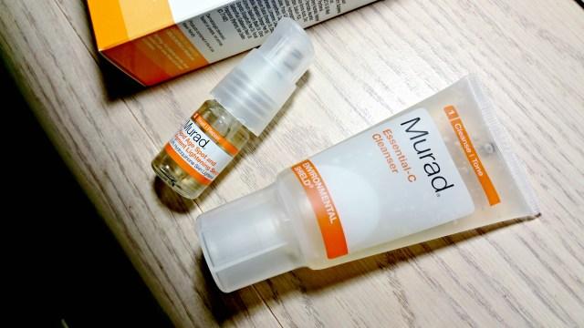 Murad Skin Environmental Shield Skin Brightening Set