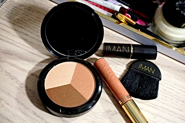 Iman Luxury Contour Trio