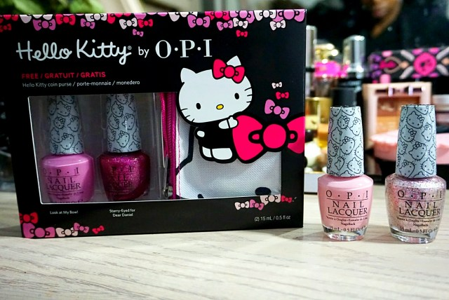 OPI Hello Kitty Collection