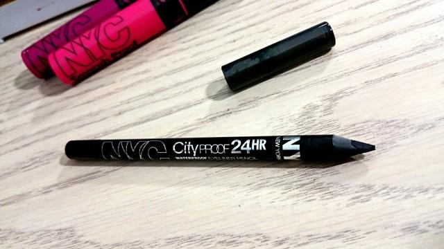 NYC City Proof 24HR Waterproof Eyeliner