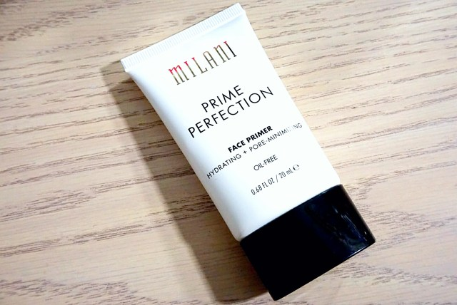 Milani Prime Perfection Hydrating + Pore Minimizing Face Primer