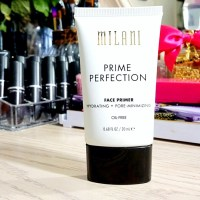 Milani Prime Perfection Hydrating + Pore Minimizing Face Primer Review