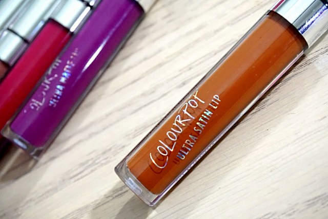 ColourPop Tansy Ultra Satin Lip