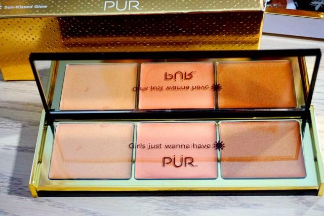 PUR Minerals Sun-Kissed Glow Strobe Palette