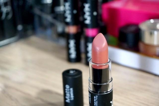 NYX Honeymoon Matte Lipstick