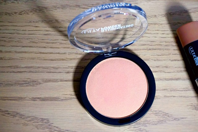 Ulta Beauty Collection Pink Diamond Illuminating Powder