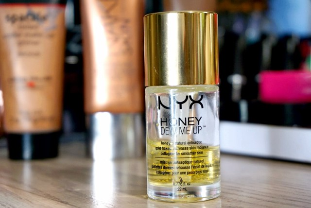 NYX Dew Me Up Primer Serum