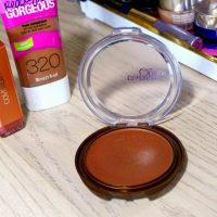 CoverGirl Queen Collection Ebony Bronze Natural Hue Bronzer Review