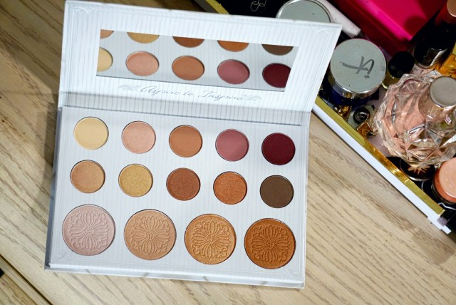 BH Cosmetics Carli Bybel 14 Eyeshadow & Highlight Palette