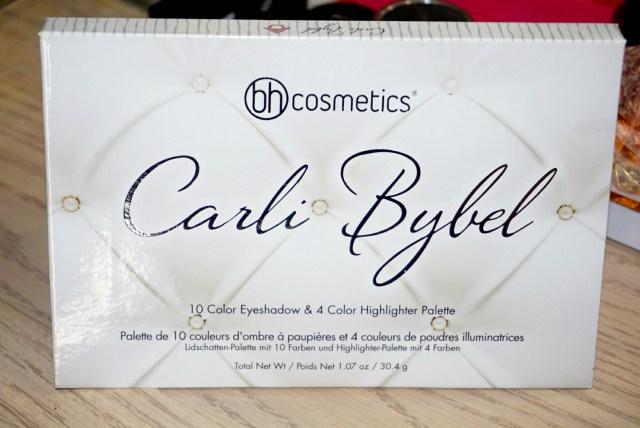 BH Cosmetics Carli Bybel 14 Eyeshadow & Highlight Palette