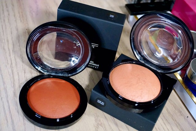 MAC Taraji Glow Mineralize Skinfinish, Highlight the Truth Mineralize Skinfinish