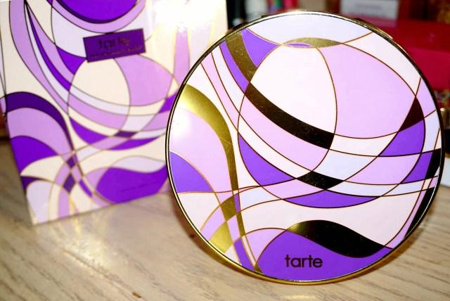 Tarte Color Wheel Amazonian Clay Blush Palette Swatches on Dark Skin