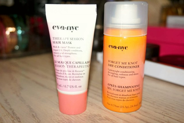 Eva NYC Therapy Session Hair Mask, Forget Me Knot Dry Conditioner