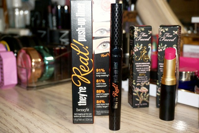 Benefit They're Real Push Up Liner in Black