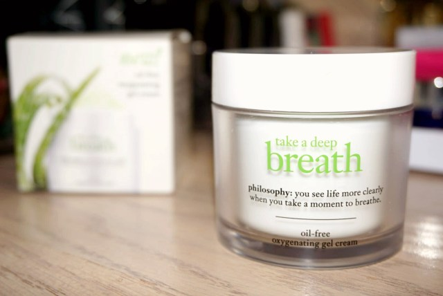 Philosophy Take a Deep Breath Giveaway