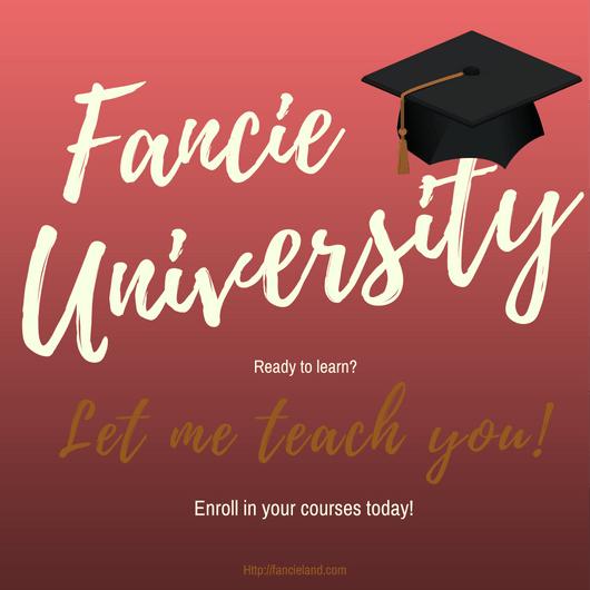 Fancie University
