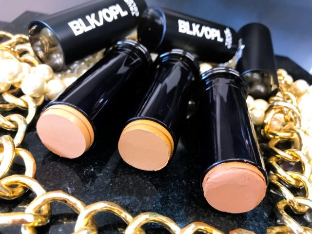 Black Opal True Color Foundation Stick Swatches Review: Rich Caramel, Truly Topaz, Nutmeg