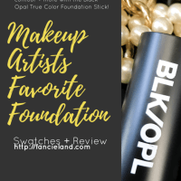 3 Reasons Why You NEED To Try the Black Opal True Color Foundation Stick!