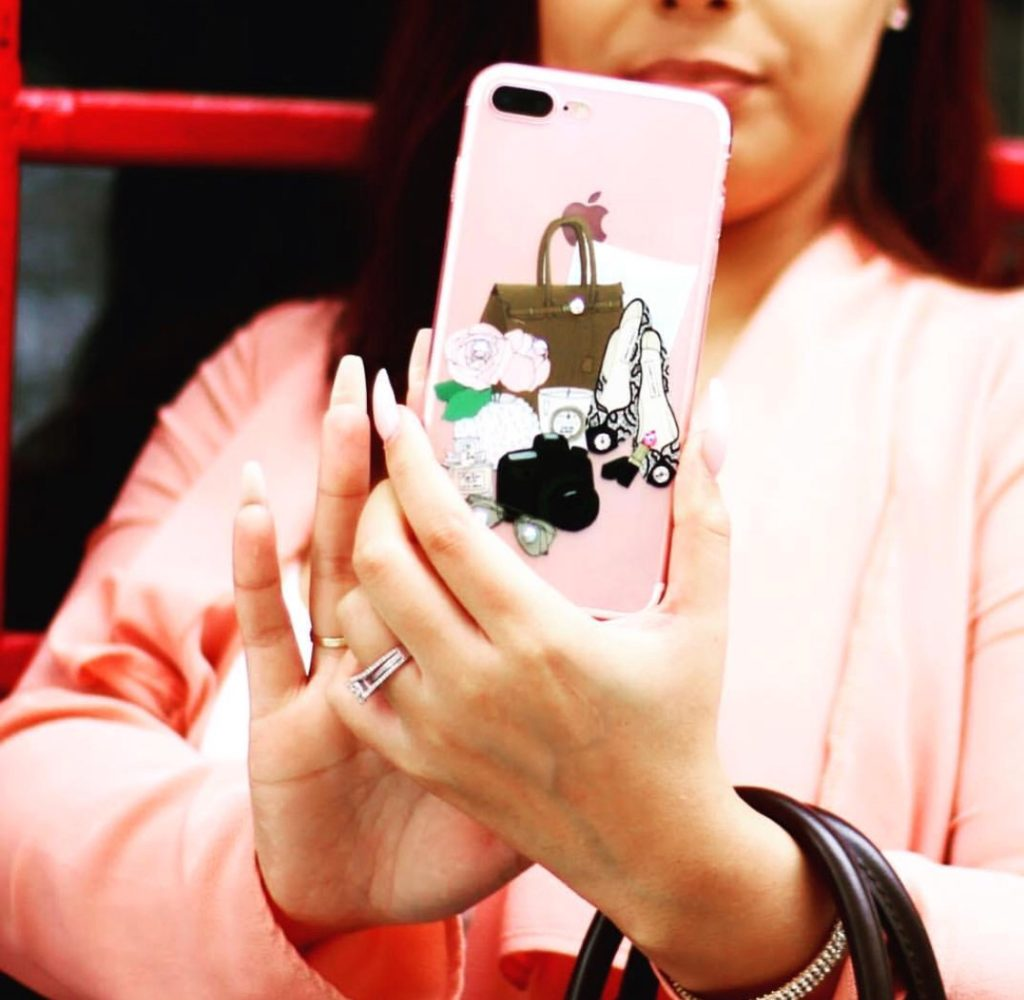 Add a Touch of Glam to Your iPhone!