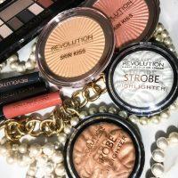 New Makeup Revolution Goodies + Swatches!