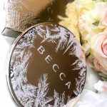 Becca Apre Ski Glow Collection Eye Palette Swatches on Dark Skin