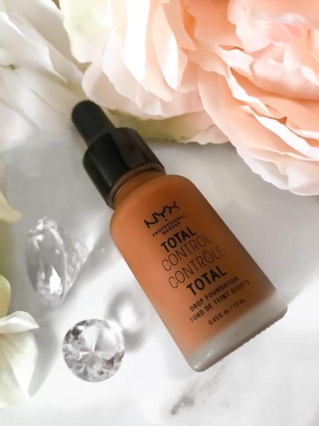Best Foundation of 2017: NYX Total Control Drop Foundation