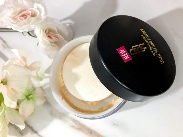 How to Bright Eyes: Black Radiance True Complexion Loose Setting Powder Banana