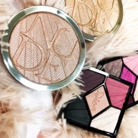 Dior Glow Addict Spring 2018 Collection Preview + Swatches