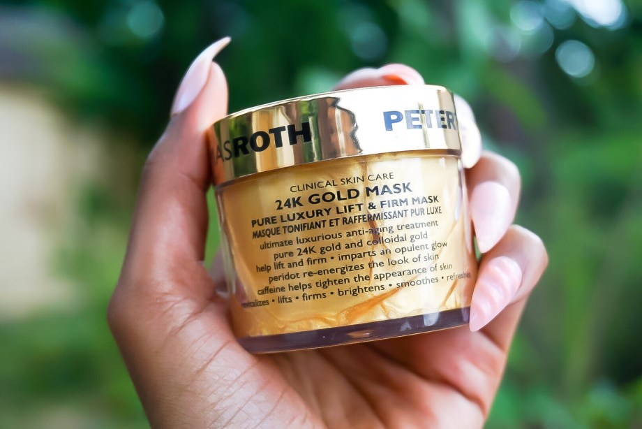 Peter Thomas Roth Mask A Holic Kit: 24K Gold Pure Luxury Lift & Firm Mask