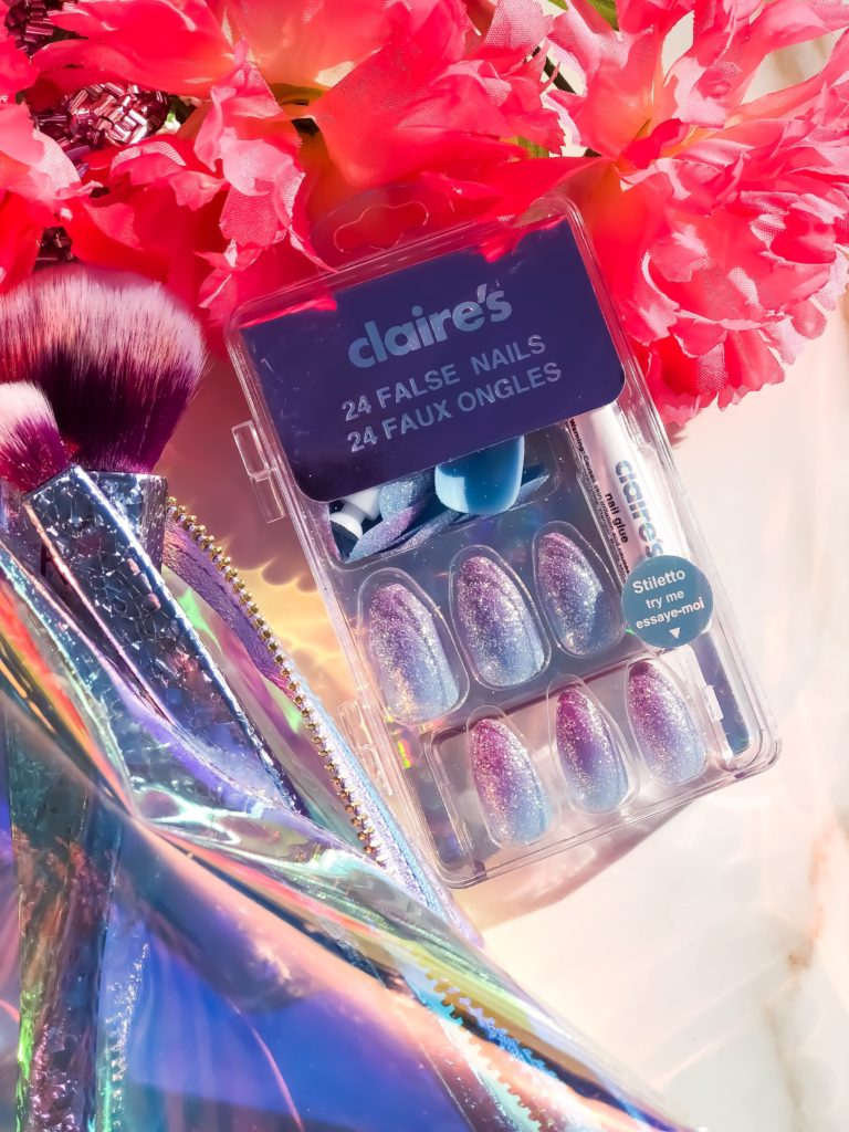 Manicure Monday with Claire's Press On Nails!