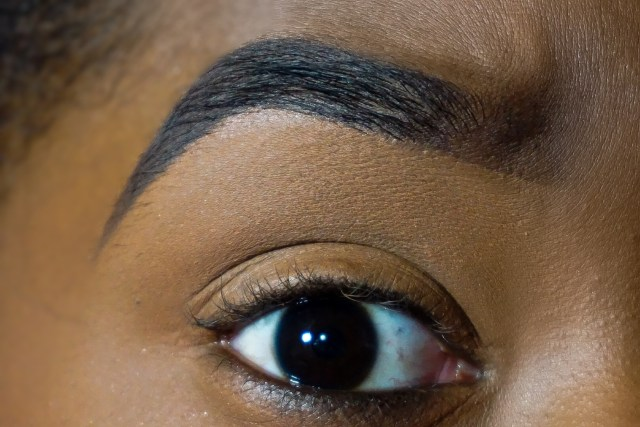 Makeup Guide: How To Fill In Sparse Brows Tutorial Step By Step Guide
