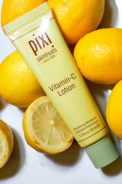 Pixi Skintreats Vitamin-C Lotion Moisturizer Review